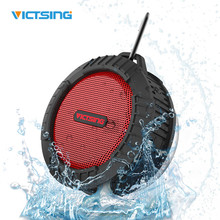 VICTSING A2DP wireless Bluetooth Speaker waterproof HIFI home audio Stereo Sound speaker Box HandsFree for IOS andriods phones(China)