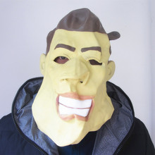 Christmas party the big Hulk mask full face masquerade funny party masks free shipping MJ059