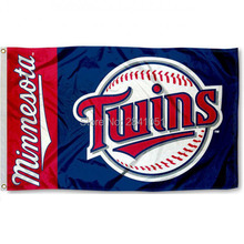 4 Color Minnesota Twins Team Logo Outdoor Indoor Baseball College Flag 3X5 Custom Any Flag(China)