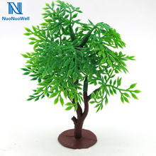 NuoNuoWell 5x Artificial Sand Table Model Tree landscaping Christmas Decor(China)