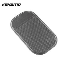 Vehemo Car Anti Slip Mat Dashboard Sticky Pad PVC for Non Slip Phone/mp3/mp4/GPS/Pad Universal Car Accessories(China)