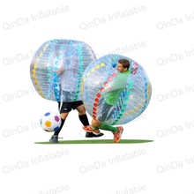2016 hot sale inflatable bubble soccer ball for sale,free color choose human inflatable bumper bubble ball