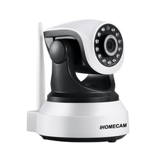 IHOMECAM HZ608 Onvif 2.0 Wireless IP Camera Wifi HD 720P Security Surveillance Wi-FI CCTV Network P2P Infrared IR IP Cam