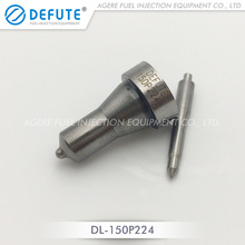 Diesel fuel injection nozzle DL 150P244/DLLA150P244/15OP244, Diesel Injector Accessory, 4TNE88 Digger Engine Nozzle Coupling
