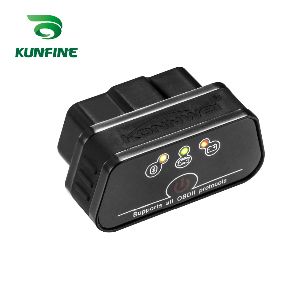 Auto Diagnostic Tool Car engine code Scanner Vehicle fault reader KF-A1184_8411