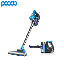Pooda D9 Household Upright Vacuum Cleaner Handheld Floor Cleaning Machine Handy Vacuum Carpet Cleaning Powerful Vacuum Cleaner(China)