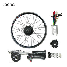 JQORG Electric Bike Conversion Kits 36V 250W E-bike DIY Sets Cycling Green Riding Bicycle Refit Accessories For Electric Bicycle