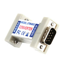 Serial RS232 to RS485 Communication Data Interface Converter Adapter
