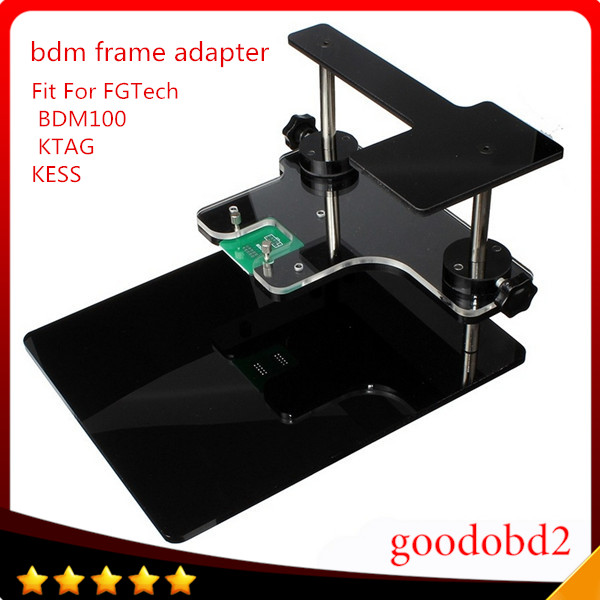 BDM frame metal With Aapters Works BDM Programmer/CMD100 Full Sets Fits For FGtech KESS  bdm100 use for ktag k-tag ECU  tool<br><br>Aliexpress