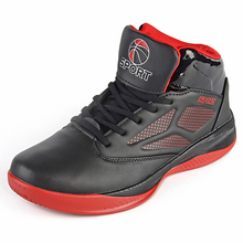 New Promotions Men's Shoes Outdoor Basketball Shoes Thick Bottom Breathable Sports Shoes Antiskid Damping Basketball Boots 688