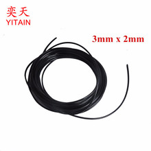 10 meters  3*2mm UV ink tube for small damper for DX4 printhead,Roland,Mimaki,Mutoh solvent printer