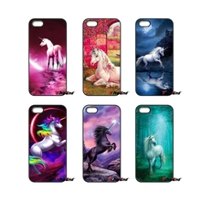 Cute Rainbow Unicorn Horse Animal Hard Phone Case For Meizu M3 Lenovo A2010 A6000 S850 K3 K4 K5 K6 Note ZTE Blade V6 V7 V8