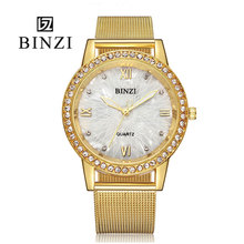 Buy Women Watches Gold Fashion Casual Quartz Watches Women Clock Ladies Rhinestone Dress Wristwatch Relogio Feminino Montre Femme Co., Ltd.) for $6.99 in AliExpress store