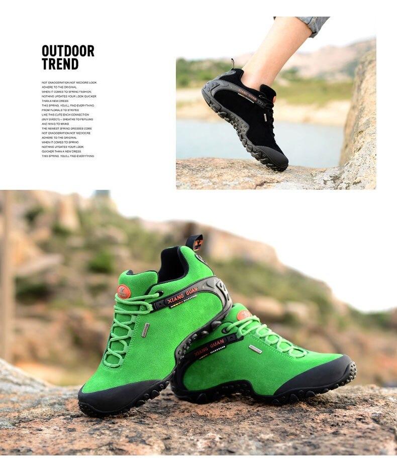 XIANG GUAN Winter Shoe Mens Sport Running Shoes Warm Outdoor Women Sneakers High Quality Zapatillas Waterproof Shoe81285 13