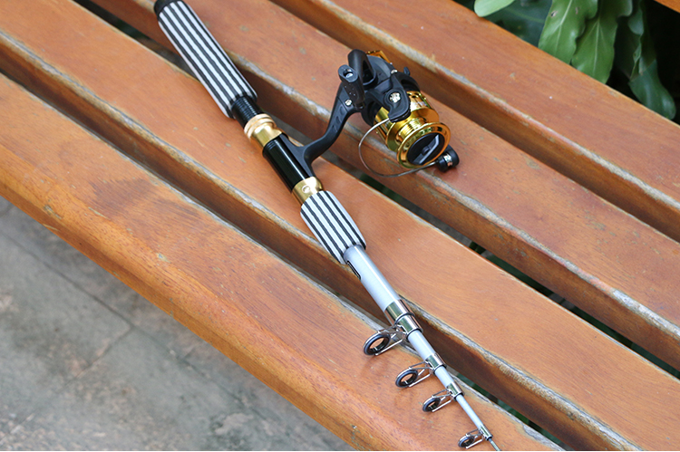 Mini Portable Telescopic Fishing Rod 90% Carbon Fiber Sea Fishing Pole High Quality Sea Fishing Rod 1.3M 1.8M 2.4M 3 (1)