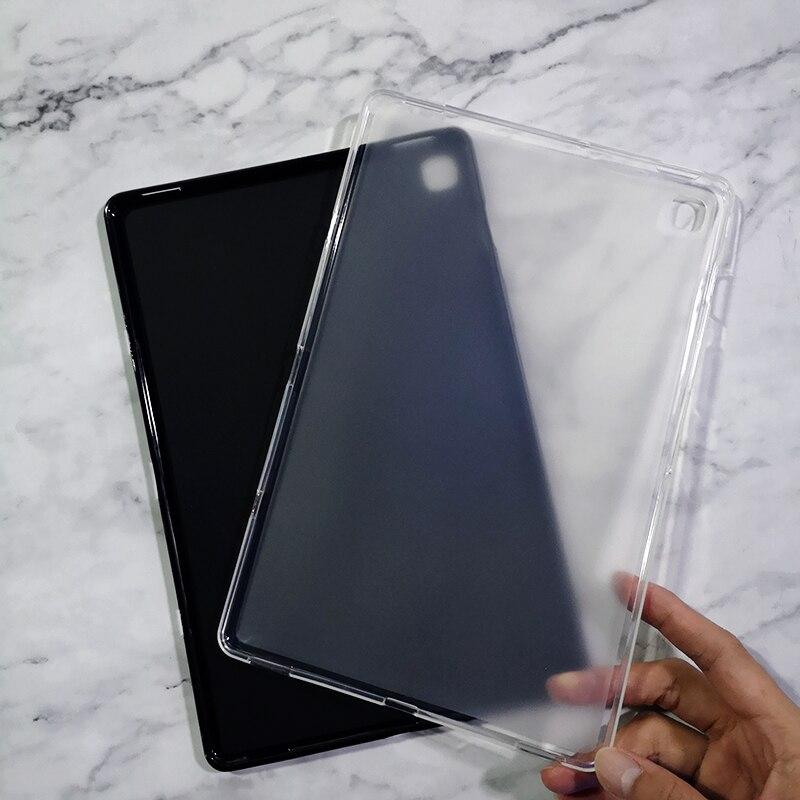 "Ultra Thin Screen Protector Silicone Case Cover for Samsung Galaxy Tab S5e 10.5/"""