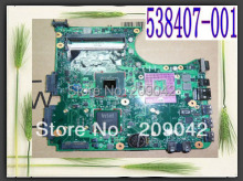 Free Shipping for CQ510 510 Genuine Laptop Motherboard 538407-001 100% fully tested