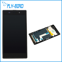 Assembly for Sony Z1 mini Black color only Compact LCD Screen Display with Digitizer Free Shipping