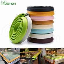 Children Protection Table Guard Strip Baby Safety Products Glass Edge Furniture Horror Crash Bar Corner Foam Bumper Collision 2M