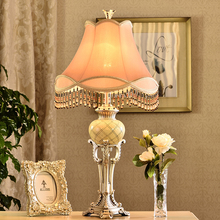 Table Light classical Table Lamp With E27 Light Source For Bedroom Lamp Dest Decoration Table Lamps For Living Room and Homes(China)