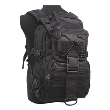 USMC Tactical Molle Patrol Gear Assault Backpack sports bag black DE ACU