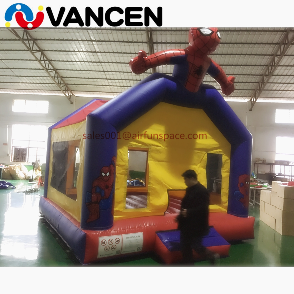inflatable jumping castle03