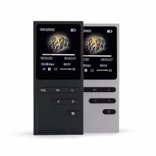 New MP4 Player 8GB 16GB Speaker Video player Radio E-book 1.8'' Screen SD Card HIFI Player MP4 music Player BENJIE C18(China)