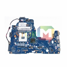 for toshiba satellite laptop motherboard A660 A665 PHQAA LA-6832P REV 2.0 MB K000125610 HM65 DDR3