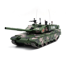 1/35 Scale Military Model Toys China 99A Main Battle Tank Diecast Metal Model Toy New In Box For Collection/Gift/Decoration