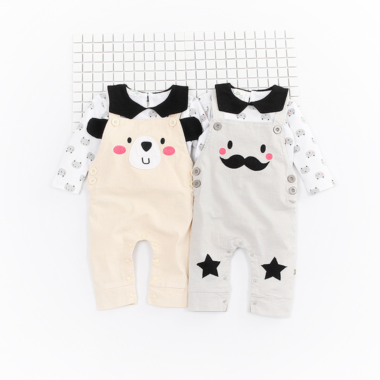 2017 new baby rompers newborn barboteuse baby costumes baby boy girl clothing set halloween costume for baby boy 0-18 months<br><br>Aliexpress