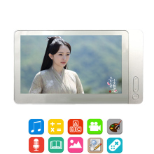 Uniscom 8GB MP5 Player HD 4.3 Inch Touch Screen MP4 Player Support AV Out MP3 Recorder E-book Reading Support TF Media Player(China)