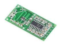RCWL-0516 microwave radar sensor module Human body induction switch module Intelligent sensor