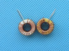 10pcs/lot Naked 33UH 3A Magnetic Ring Inductance Toroidal inductor Winding Inductance(lm2596 dedicated)