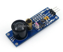 2pcs/lot Diffuse Reflection Laser Sensor Module Laser Ranging Module Obstacle Detection(China)