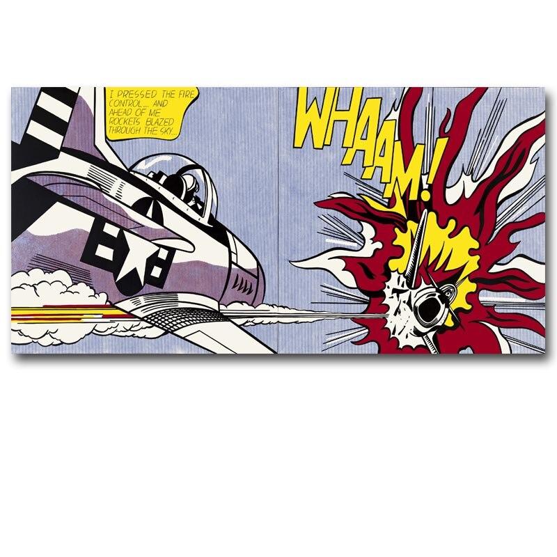 Whaam! Roy Lichtenstein