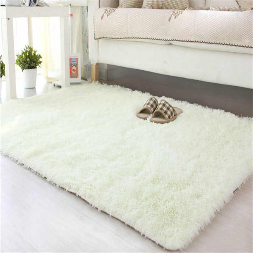 Gray Oval Absorbent Soft  Door Mat Rug Floor Cover Pad Nonslip Carpet
