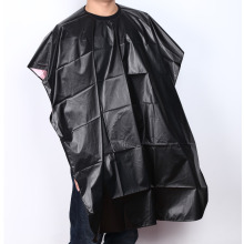 Latest 2017 Black Pro Salon Hairdressing Hairdresser Hair Cutting Gown Barber Cape Cloth Barbers Cape Gown Waterproof