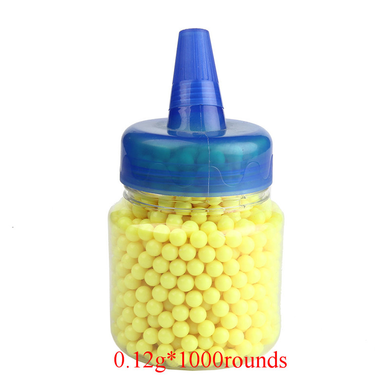 5000 Rounds Tactical Shooting Paintball BB Balls25
