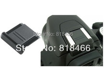 Free shipping 2pcs/lot BS-1 Hot Shoe Cover for Nikon D3100 D3000 Fit for most for canon Pentax Olympus DSLR/SLR(China)