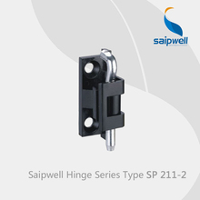 Saipwell SP 211-2 hinges for doors swing zinc alloy display cabinet glass hinges universal lambo door hinges 10 Pcs in a Pack