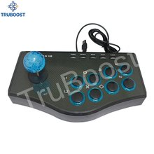 Arcade Street Joystick Gamepad Fighting Stick USB 8 Buttons For PC PS3 Andriod w/Original Retail Box(China)
