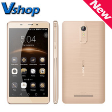 Original LEAGOO M8 3G Mobile Phones Android 6.0 Quad Core RAM Smartphone 2GB ROM 16GB 720P 13.0MP 5.7 inch Dual SIM Cell Phone