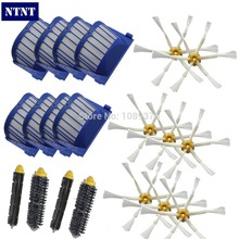 NTNT Free Post New AeroVac Filter Brush 6 armed for iRobot Vacuum Roomba 600 Series 620 630 650 660