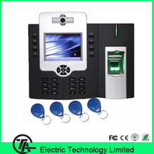 Iclock880 RFID card fingerprint access control system  TCP/IP fingerprint time attendance with  back up bttery free software SDK