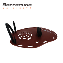 Barracuda Swimming Fins 1 Pair Adjustable Swimming Hand Paddles Fins Flippers Training Pool Diving Gloves padel Aletas(China)