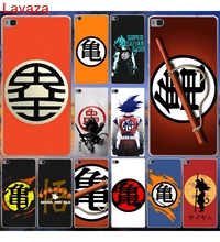 Lavaza training gym symbol dragon saiyan Dragon Ball Hard Case for Huawei P10 P9 P8 Lite P10 P9 Plus P6 P7 G7 & Honor 6 7 8 Lite(China)