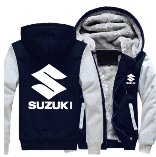 Mens-Baseball-Winter-Coat-SUZUKI-Motorcycle-Jacket-and-Fleece-Sweatshirts-Zipper-Hoodies-Mens-Thick-Warm-Jacket (4)