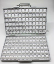 AideTek 1206 Chip Resistor Kits E96 Series 1% RoHS 491V x 100pcs Distributed 4 BOX-ALL R12E96100