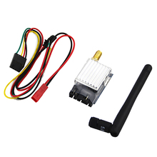 100% Brand New Boscam FPV TX TS351 5.8G 200mW AV Audio Video Transmitter Sender 2.0Km 2000m Range 5.8 ghz 5705-5945MHz