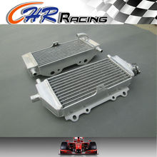 for KX250 KX 250 2003 2004 03 04 2-stroke aluminum radiator brand new